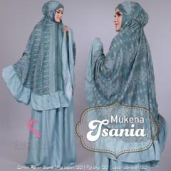 Mukena Tsania Blue