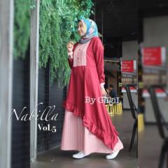 Nabilla Red