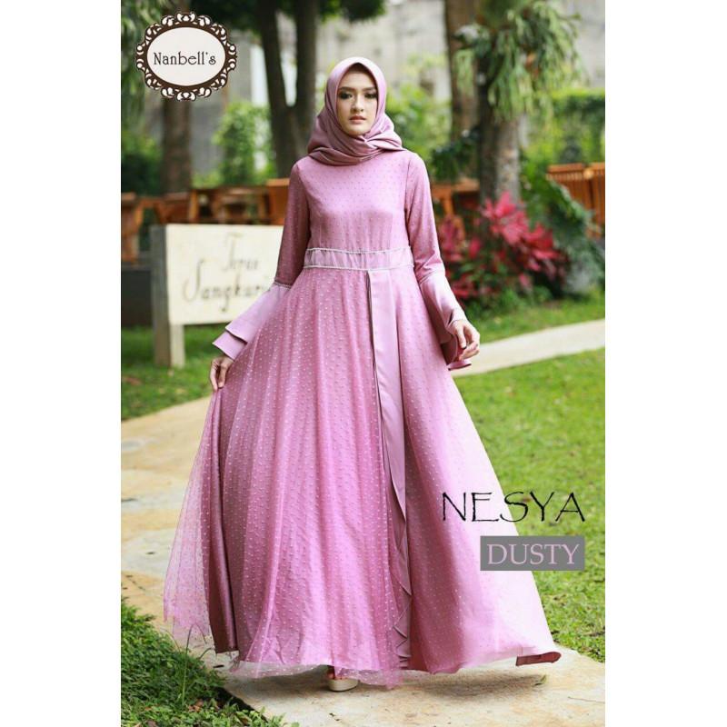 Nesya Dusty Pink