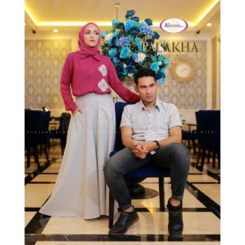 Palakha Couple Ivory