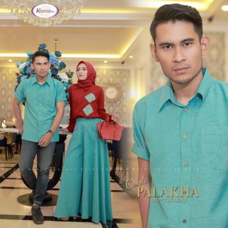 Palakha Couple Turquoise