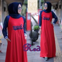 Queen Dress Red