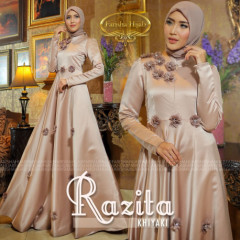 Razita Dress Khiyaki