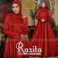 Razita Dress Red