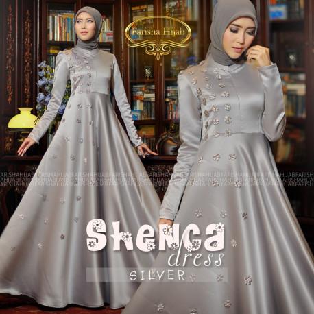 Shenca Dress Silver