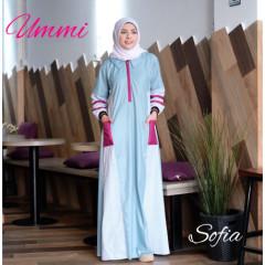 Sofia Dress Blue