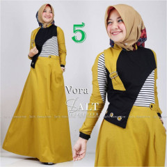 Vora Dress 5