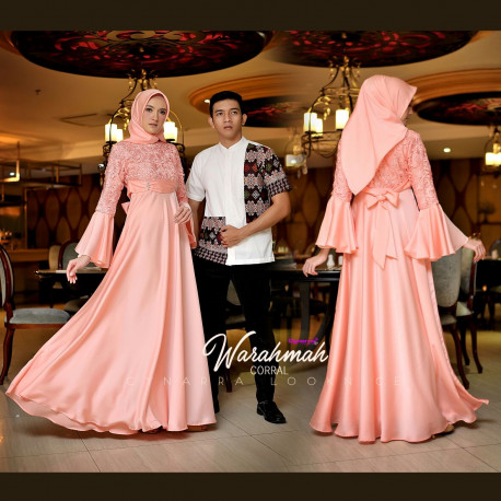 Warahmah Couple Coral