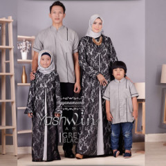 Yashwin Grey Black