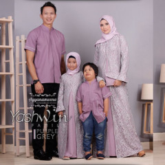Yashwin Purple Grey
