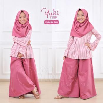 Yuki Pink
