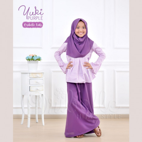 Yuki Purple
