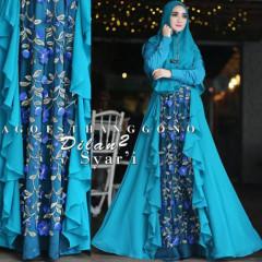Dilan Syari 2 Blue