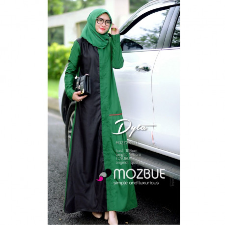Dyta Dress Green
