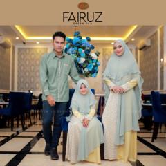 Fairuz Couple Green
