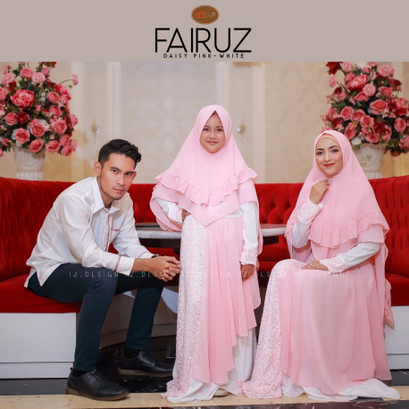 Fairuz Couple Pink