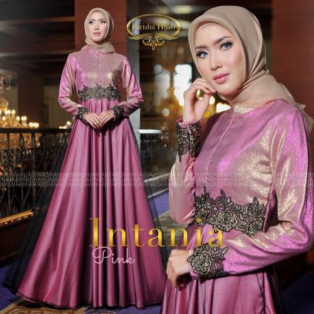 Intania Dress Pink
