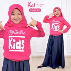 Kei Kids Shocking Pink