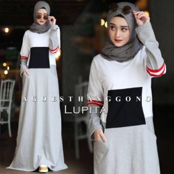 Lupita White Grey