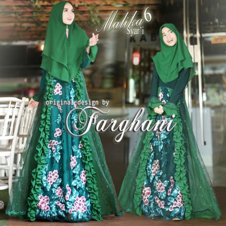 Malika Syari 6 Green