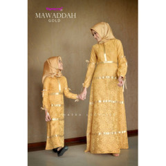 Mawaddah Couple Gold