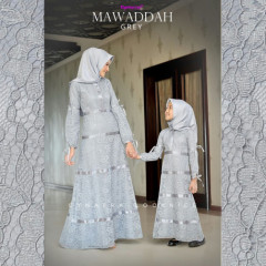 Mawaddah Couple Grey