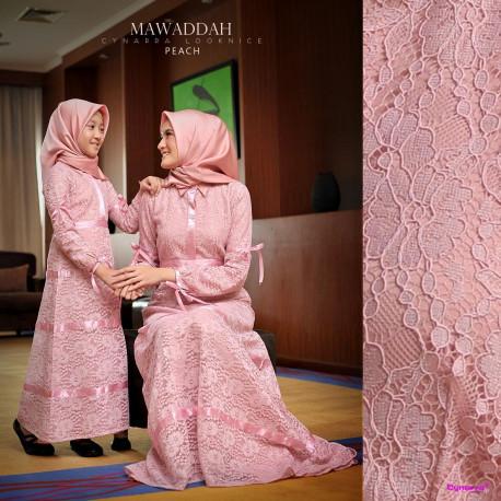 Mawaddah Couple Pink