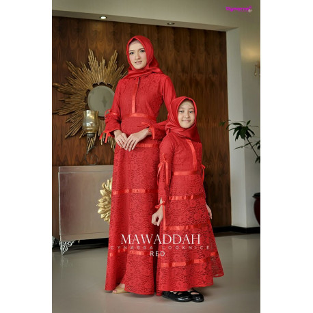 Mawaddah Couple Red