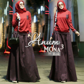 Mona Set 2 Red