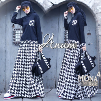 Mona Set Black