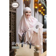Mukena Ummi Cream