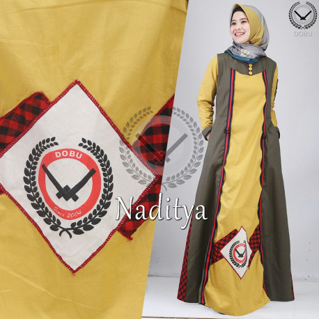 Naditya Army Yellow