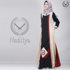 Naditya Peach Black