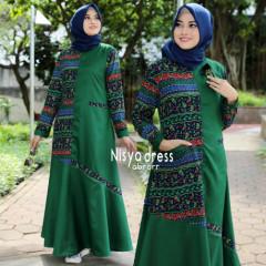 Nisya Casual Green