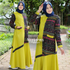 Nisya Casual Yellow