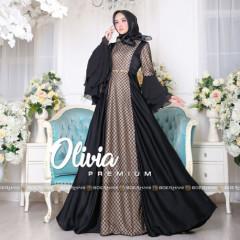 Olivia Dress Black