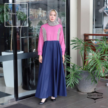 Padma Dress Pink