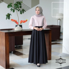 Padma Dress Soft Pink
