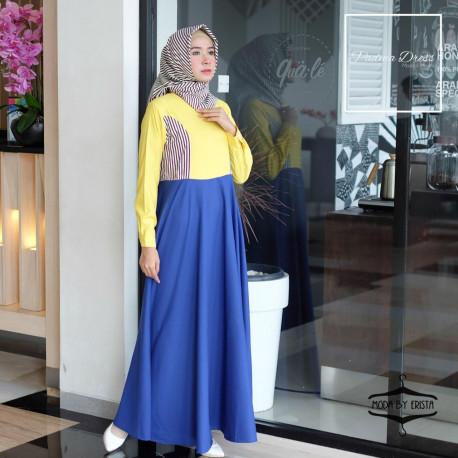 Padma Dress Yellow