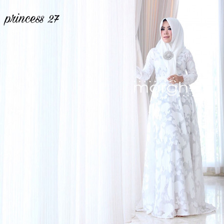 Princess 27 White