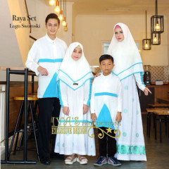 Raya Set Sarimbit Mint