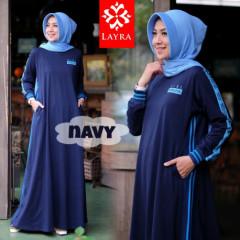 Ria Dress Navy