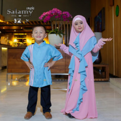 Salamy Kids Pink Mint