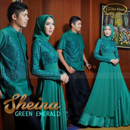 Sheina Couple Emerald