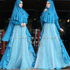 Tiara Syari Blue