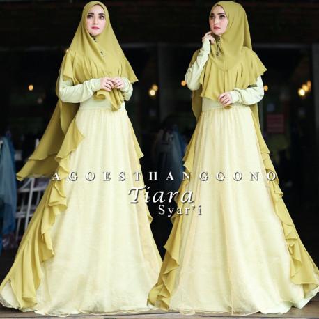 Tiara Syari Yellow
