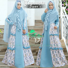 Yuananta Syari Blue