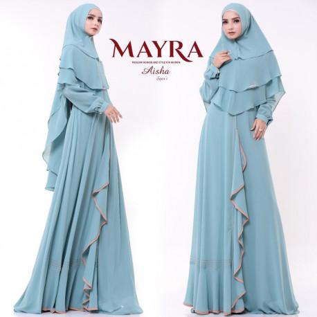 Aisha Syari Blue