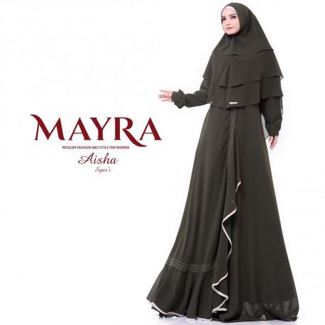Aisha Syari Dark Grey