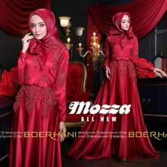 All New Mozza Maroon